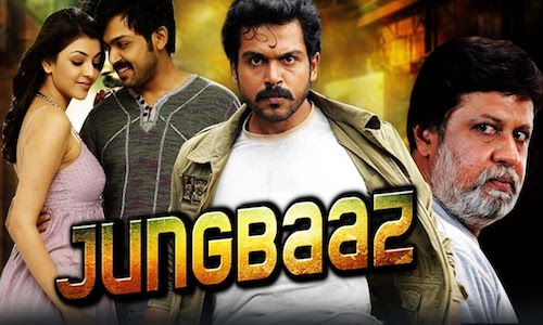 Jungbaaz 2017 Hindi Dubbed 480p HDRip 300mb