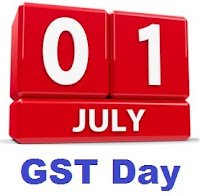GST  Day (Goods and Services Act) - July 1, 2018