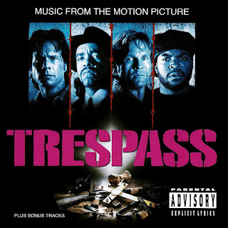 Various Artists - Trespass (Music From The Motion Picture) (1992)
