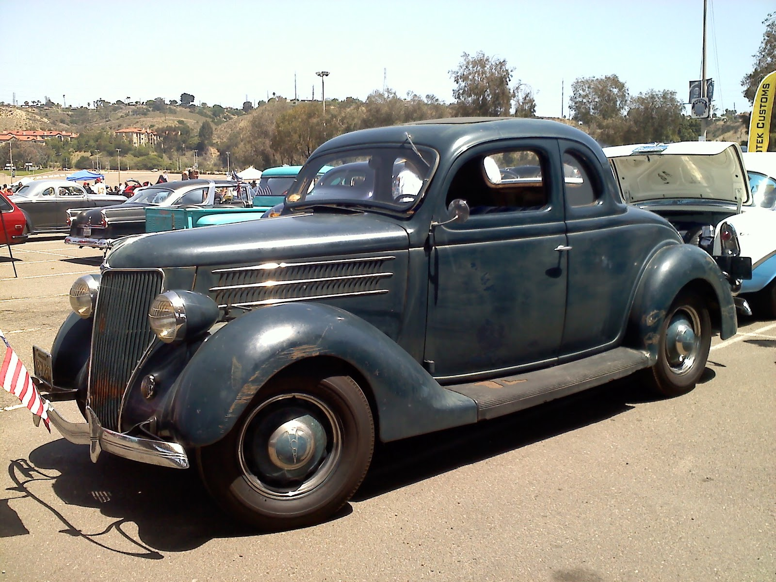 1936 Ford Coupe Craigslist Further 1937 Ford Truck Wiring Diagram As