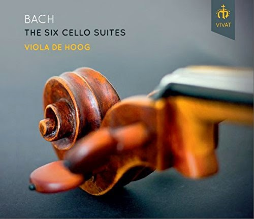 Bach Cello Suites - Viola de Hoog - Vivat
