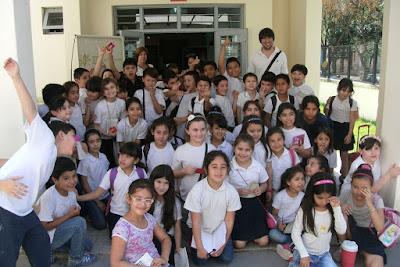 Ichoalay, 2015, Visitas, Escuelas, 2015