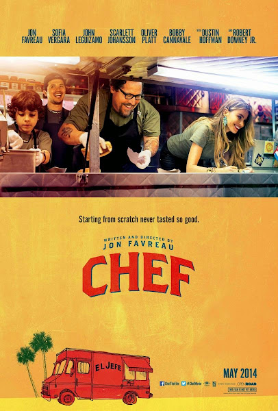 Chef a Domicilio DVDRip Latino