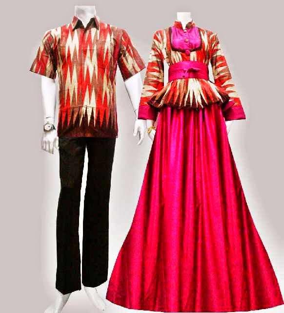 Batik Bagoes Solo Model Baju Batik Gamis Motif Rang Rang