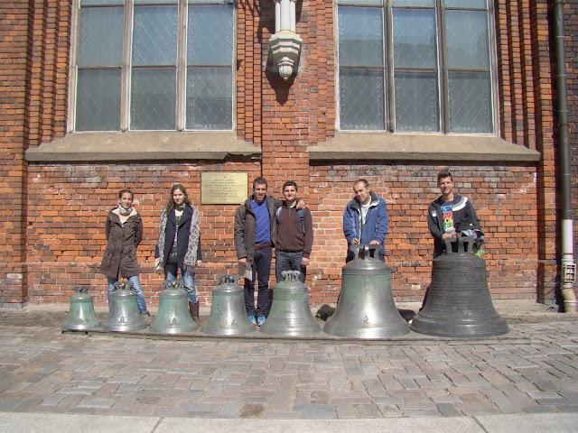 Campanas en Riga