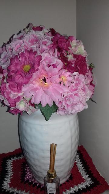 casa e decoração arranjo floral