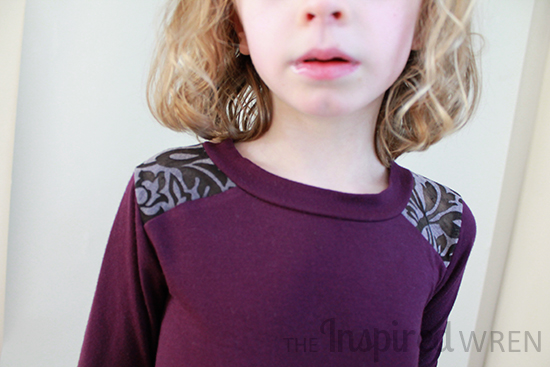 Sewing with knits for Project Run & Play Season 11 Week 1   The Inspired Wren