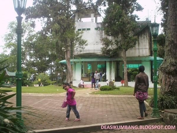 Wisata Taman Kota Bukittinggi Sumatera Barat