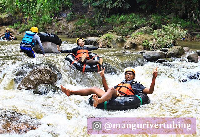 Tubing Kali Mangu, Wisata Tubing Terbaik di Magelang, Berani Mencoba?