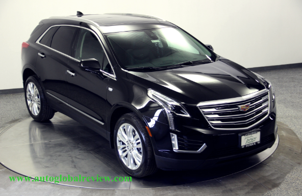 2017 cadillac xt5 premium luxury features