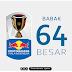 Data dan Fakta Menarik Babak 64 Besar Kratingdaeng Piala Indonesia