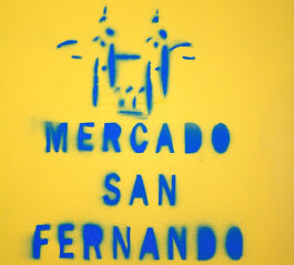 Mercado de San Fernado Madrid lavapies market embajadores gastronomia planes domingo madrid estamostendenciados puestos vino cerveza 00006