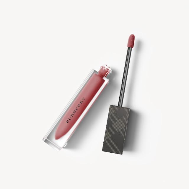 Burberry Liquid Lip Velvet iris law oxblood no 53