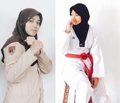 Iman Khafi Aliza Muda, Cantik Penuh Prestasi