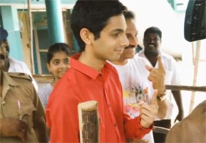 Actor Siddharth and Anirudh Casting Their Vote
