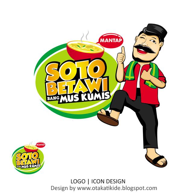 Logo Rumah Makan Soto Betawijasa Desain Kemasan Produk Ukm