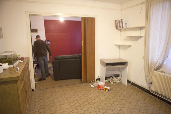 les travaux dans la maison le s jour 2 plume picoti. Black Bedroom Furniture Sets. Home Design Ideas
