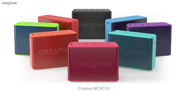 The best Portable Bluetooth speakers 2018/Creative MuVo 2C