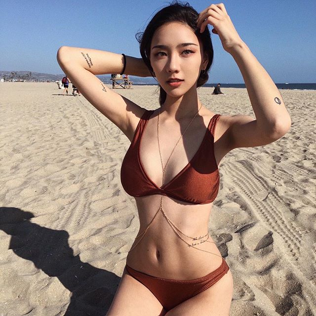China Sexy Girl Kathy Zheng