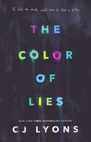 The Color of Lies by C. J. Lyons