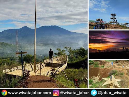 Gunung Kayu Damar Wisata Alam Instagramable Di Sukabumi