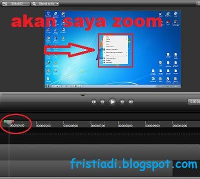 Cara Membuat Efek Zoom & Pause Pada Video #2