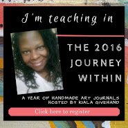 2016 Teaching Courses - The Journey Within