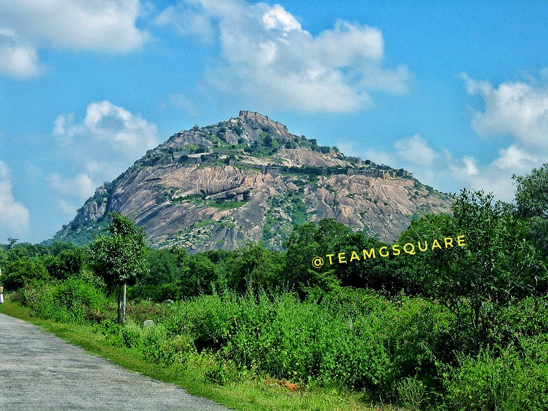 Place to Visit Around Bangalore Channarayana Durga fort