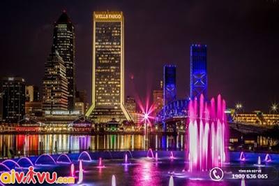 Những điều thú vị tại thành phố Jacksonville hấp dẫn du khách