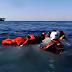 Cerca de 63 pessoas desaparecem em naufrágio frente a costa da Líbia