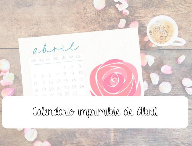 Portada calendario abril