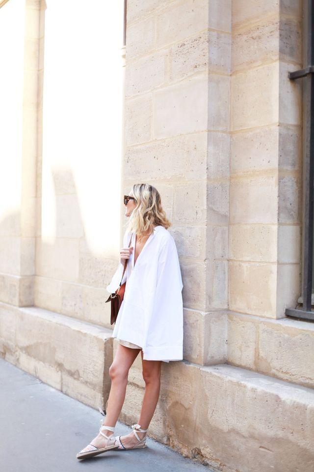 Adenorah - 70's Summer Style - Bell Sleeves / Chloe Faye Bag