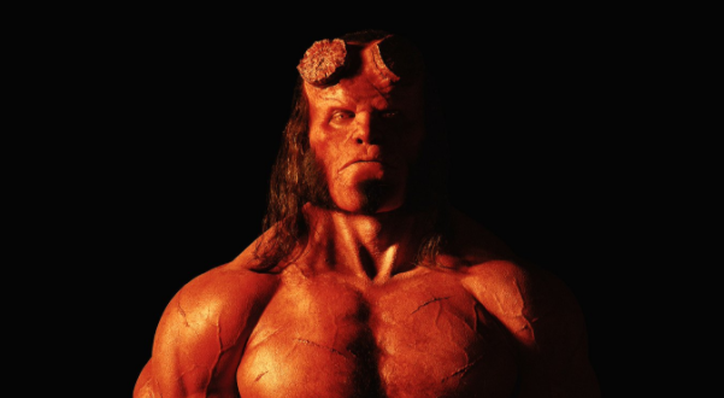 Images From Hell: Two New Posters From the Upcoming Hellboy Reboot