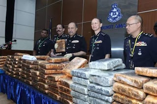 379 Nigerians have been arrested for drug-related offences since 2015 - Malaysia anti-narcotics boss