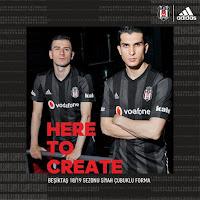 BJK & Beşiktaş'ın Yeni Formaları