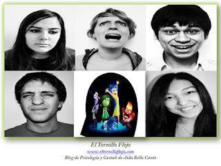 Aida Bello Canto, Emociones, Psicologia, Gestalt, Analfabetismo emocional, bienestar, Enojo, El tornillo Flojo