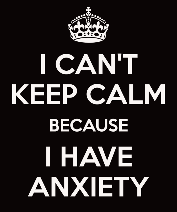 Quotes About Having Anxiety, a good book and my bed is sometimes exactly what I need, Change your focus, I HAVE ANXIETY Poster | ELDA ...