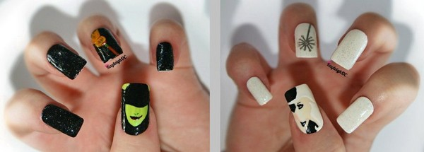 Wicked Nail Art