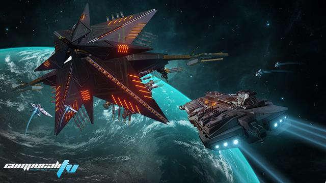 Starpoint Gemini Warlords Cycle of Warfare PC Full
