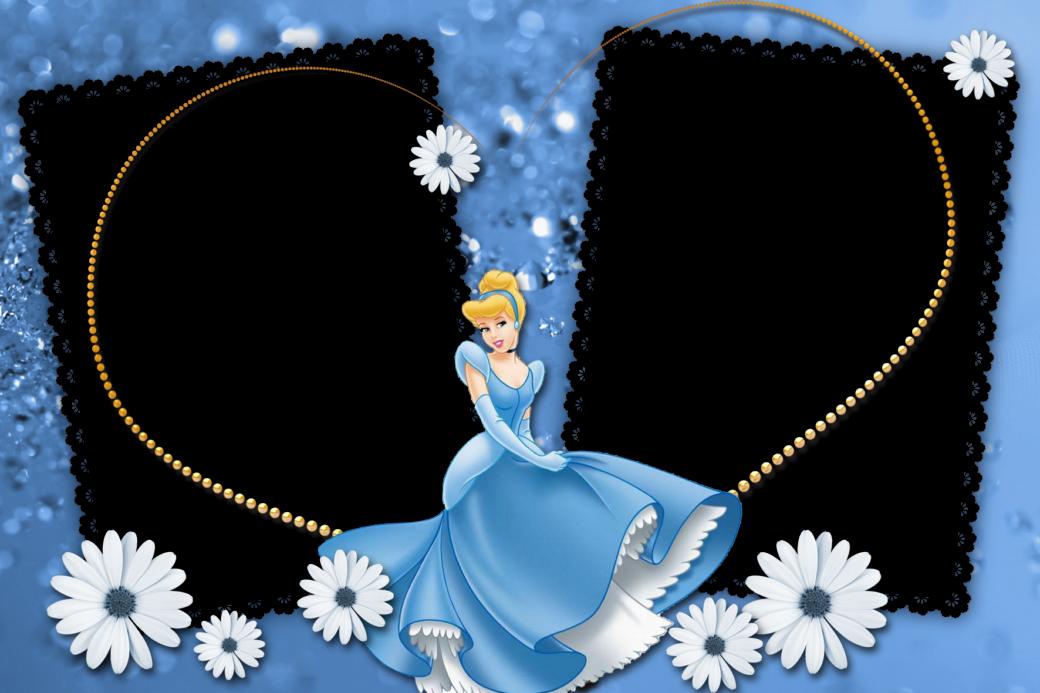Delicados Marcos de Las Princesas Disney. ~ Marcos Gratis para ...