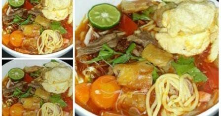 Resep Soto Mie Khas Jakarta Spesial Daging Sapi County Food