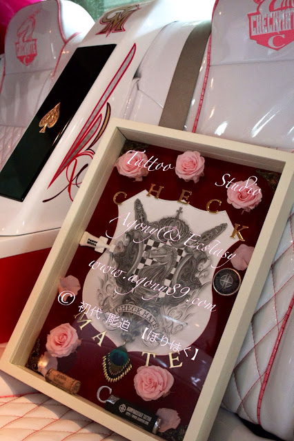 :タトゥー デザイン:刺青 デザイン:薔薇:画像:スタジオ:アゴニー アンド エクスタシー :刺青師・初代 彫迫日記【ほりはく日記】: