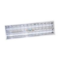 T8 LED 輕鋼架燈具 18Wx2 4呎2燈型