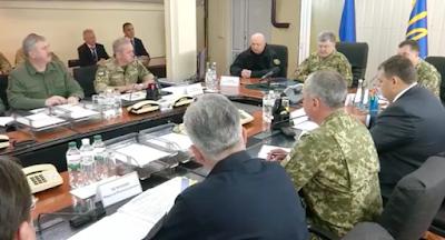 Порошенко объявил об окончании АТО