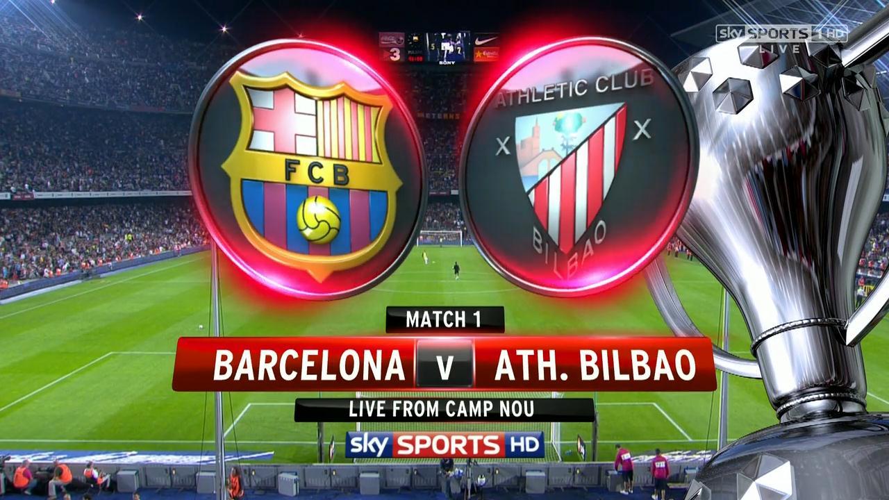 Ath Bilbao Vs Barcelona: Barcelona Vs Athletic Bilbao La Liga Full Match (HD 720p