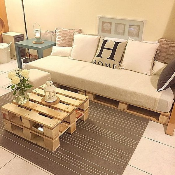 Things you can do with recycled pallets 16