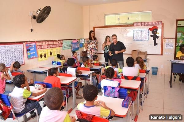 Programa Saúde na Escola tem início na Zona Rural de São Pedro da Aldeia