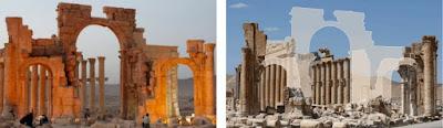 Η Παλμύρα πριν και μετά το ISIS