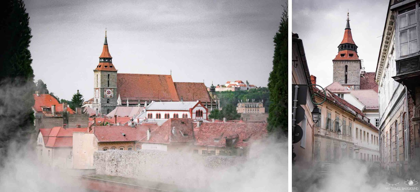 My Travel Background : chez Dracula pour Halloween - Brasov