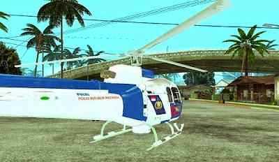 Mod Helikopter Polri
